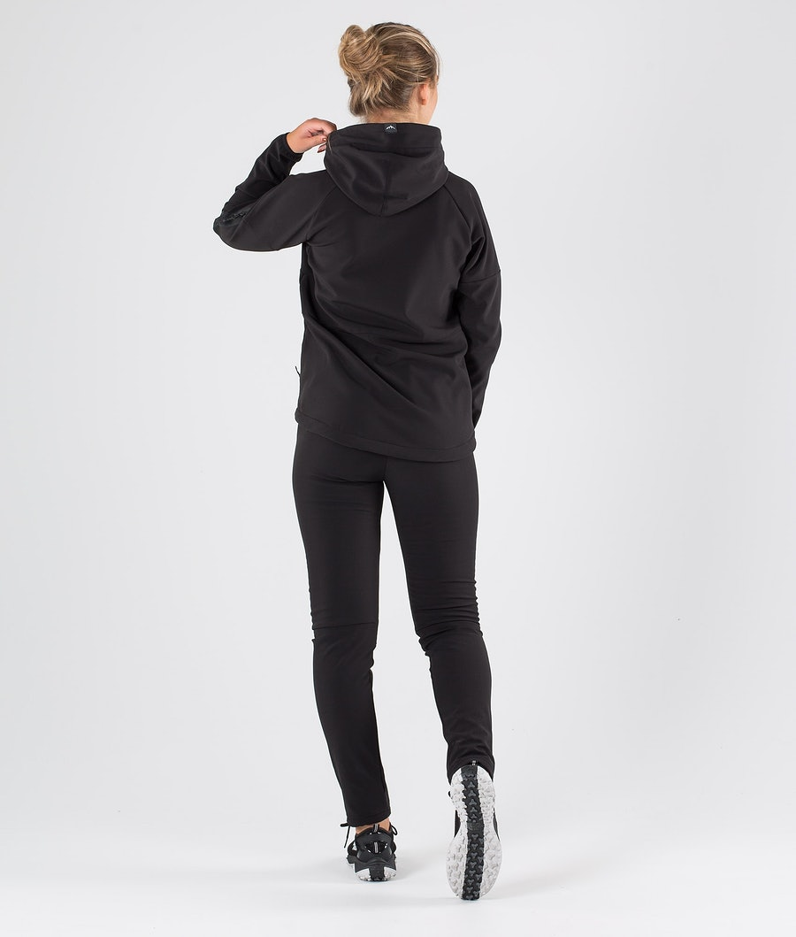 Dope Rambler 19 W Women's Outdoor Jacket Black