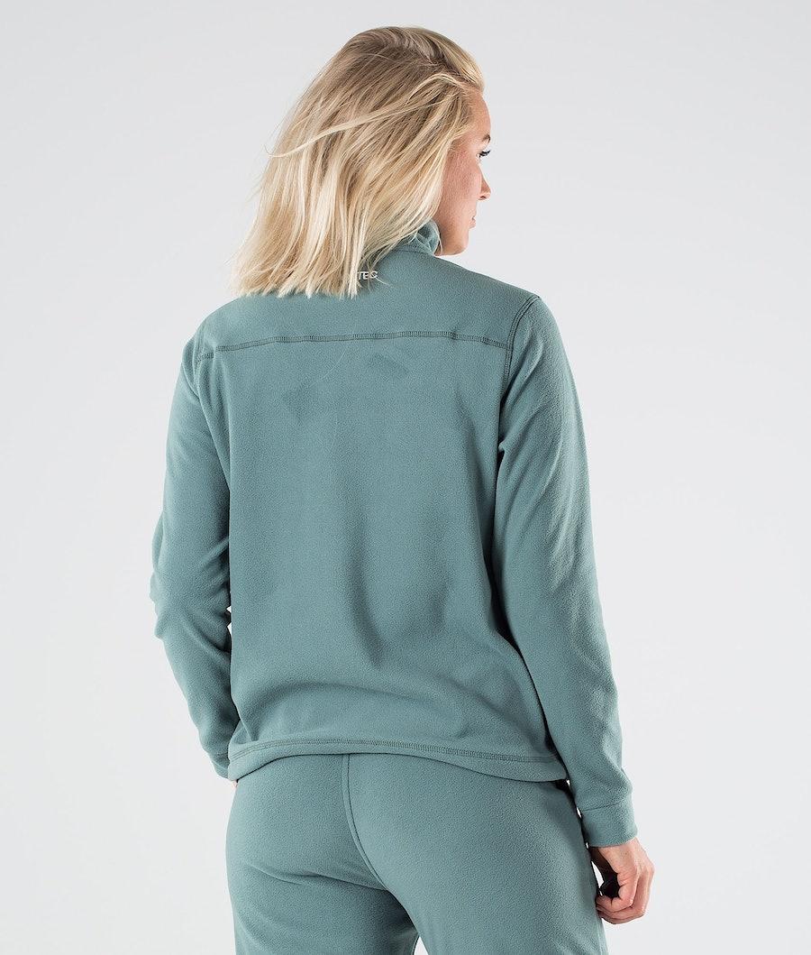 Montec Echo W Women's Fleece Sweater Atlantic