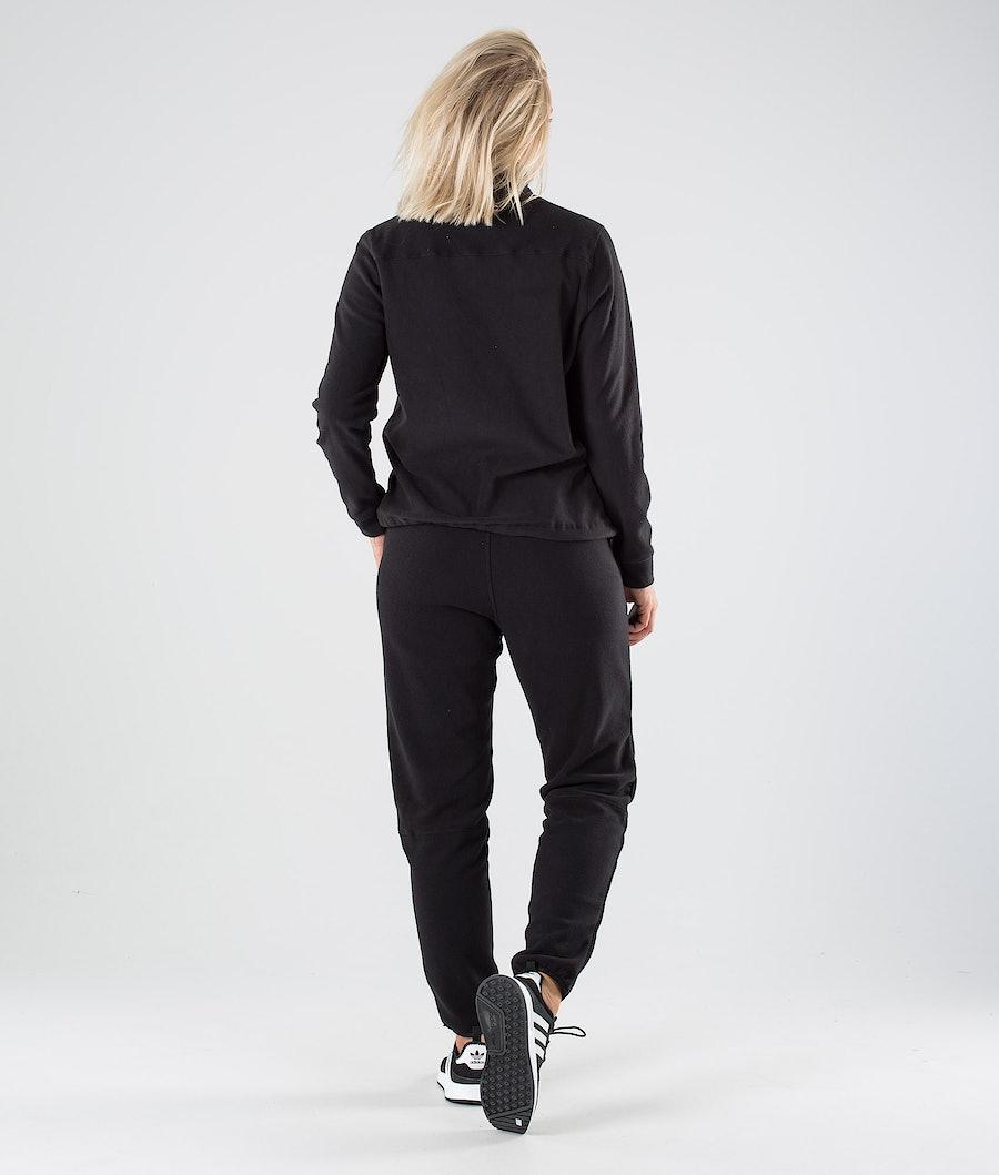 Montec Echo W Women's Fleece Sweater Black