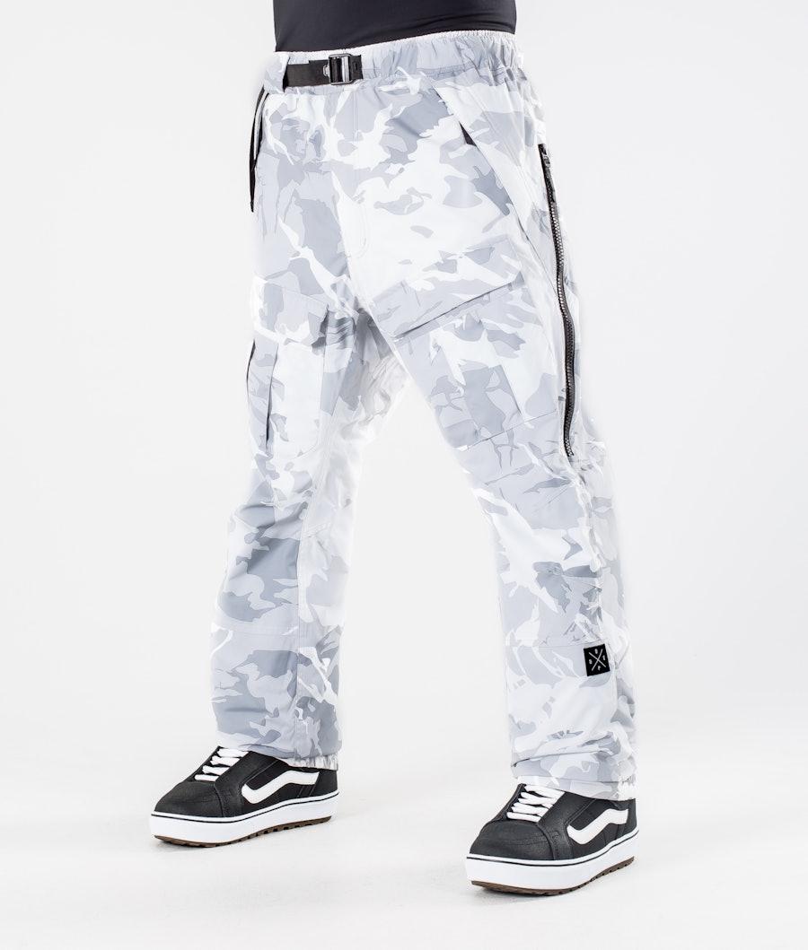 Dope Antek Snowboard Pants Tucks Camo