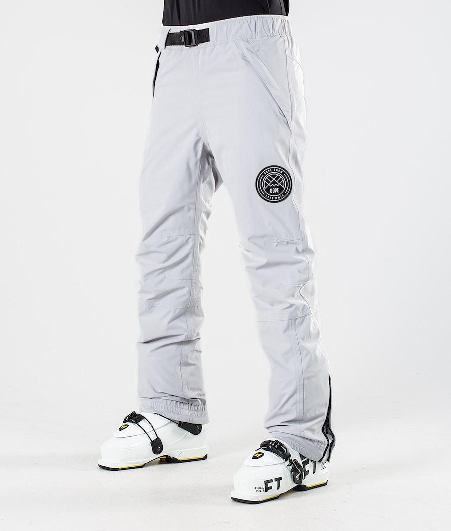 Dope Blizzard W 2020 Ski Pants Light Grey