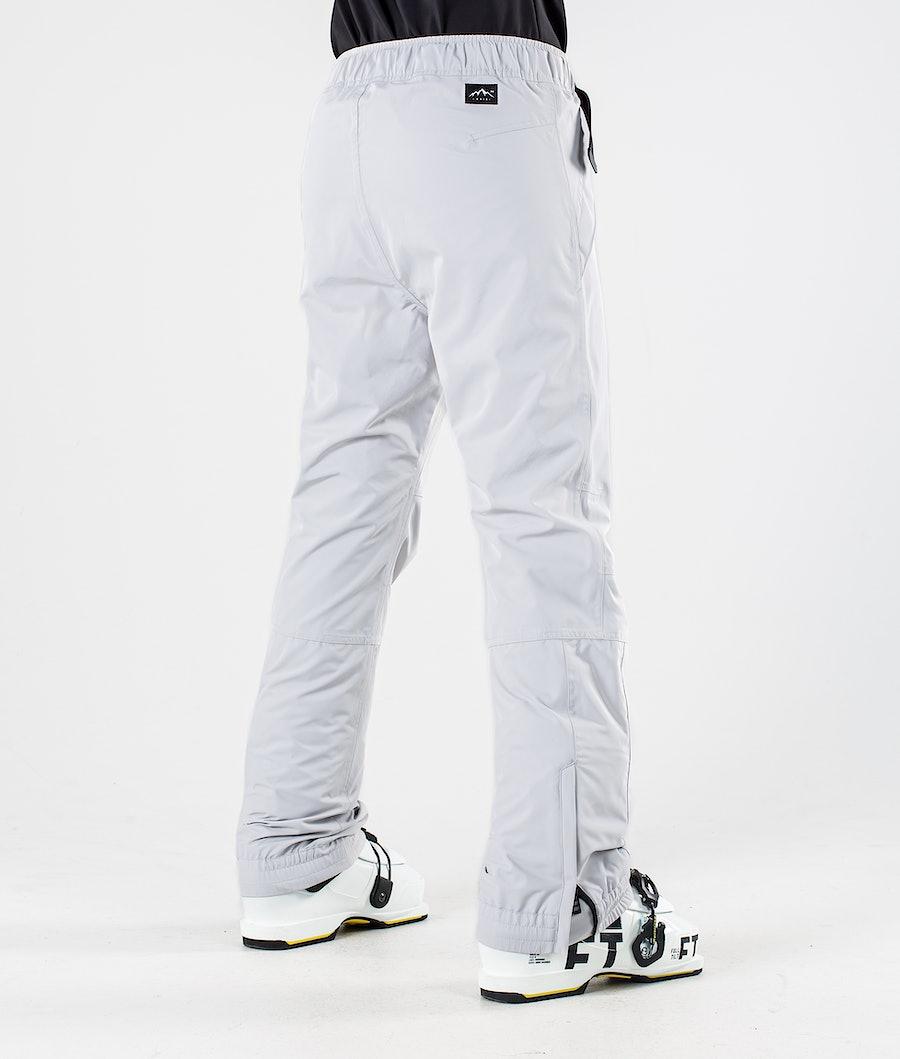 Dope Blizzard W 2020 Women's Ski Pants Light Grey