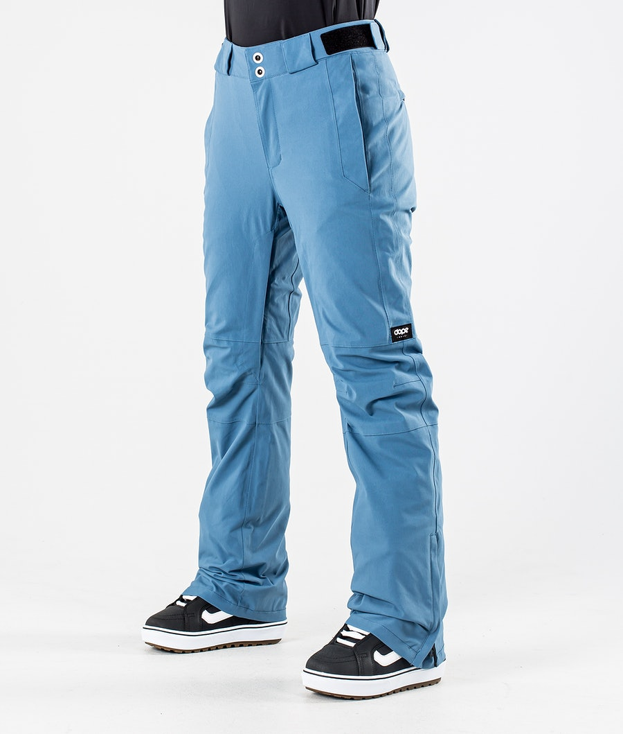 Dope Con 2020 Pantaloni Snowboard Blue steel