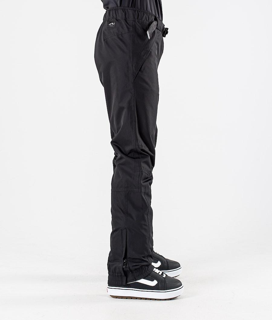 Dope Blizzard W Women's Snowboard Pants Black