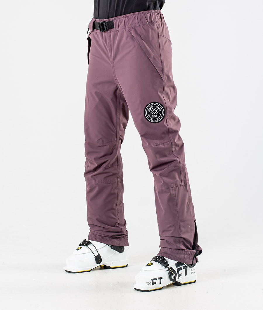 Dope Blizzard W 2020 Ski Pants Faded Grape