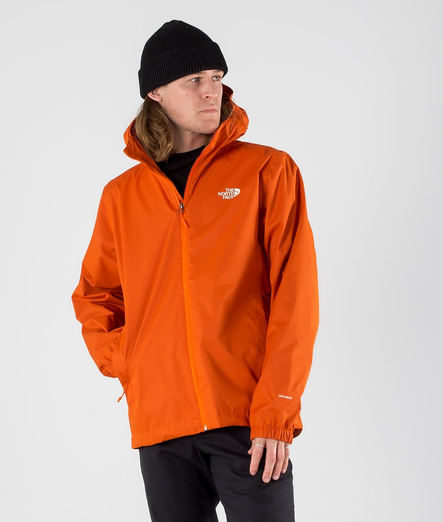 The North Face Quest Giacca Outdoor Flame Black Heather