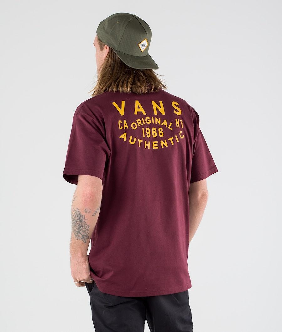 Vans Og Patch T-shirt Port Royale