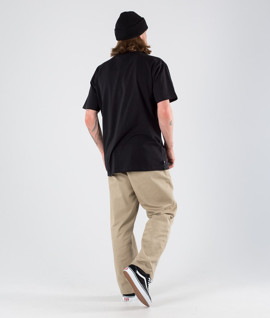 Vans Type Stack Off The Wall T-Shirt Black