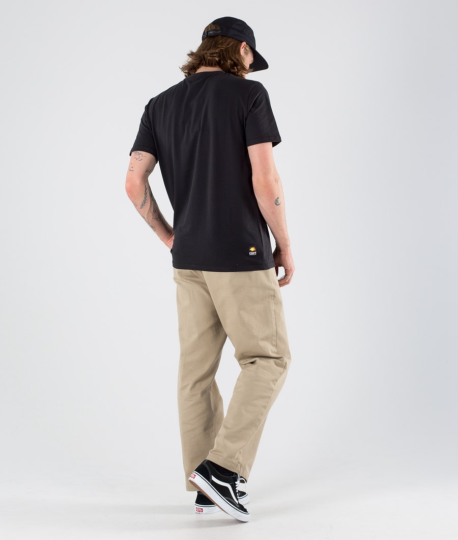 ColourWear Core T-shirt Black