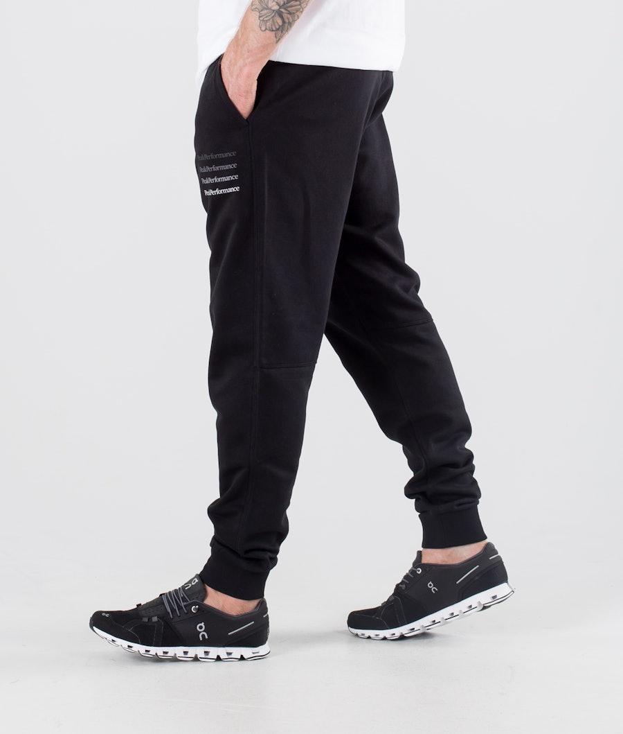Peak Performance Ground Outdoor Trousers Black