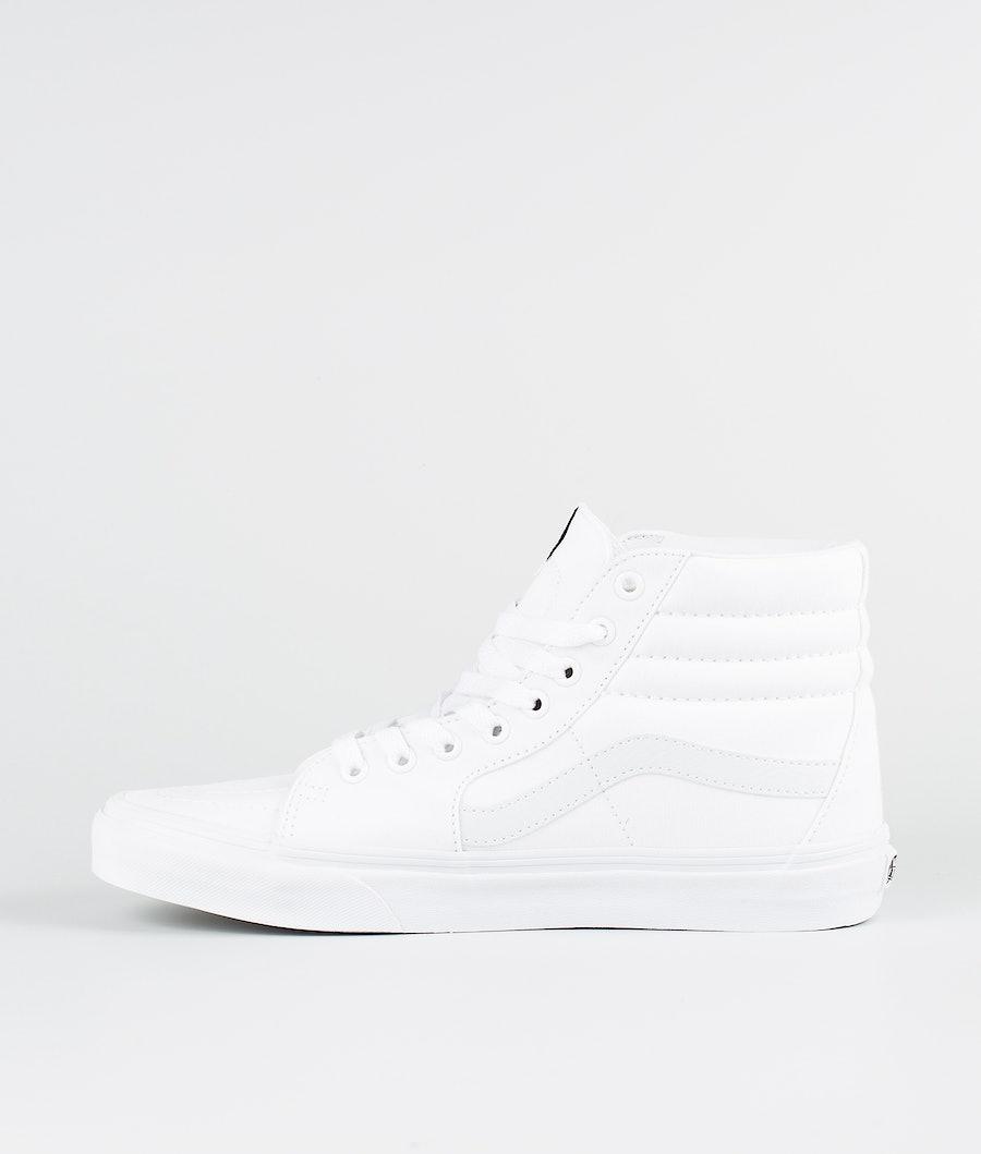 Vans SK8-Hi Skor True White