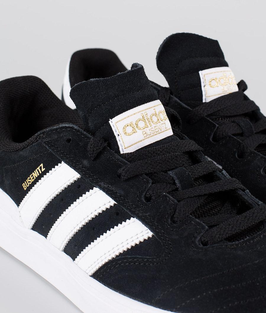 Adidas Skateboarding Busenitz Vulc II Sko Core Black/Footwear White/Gum4