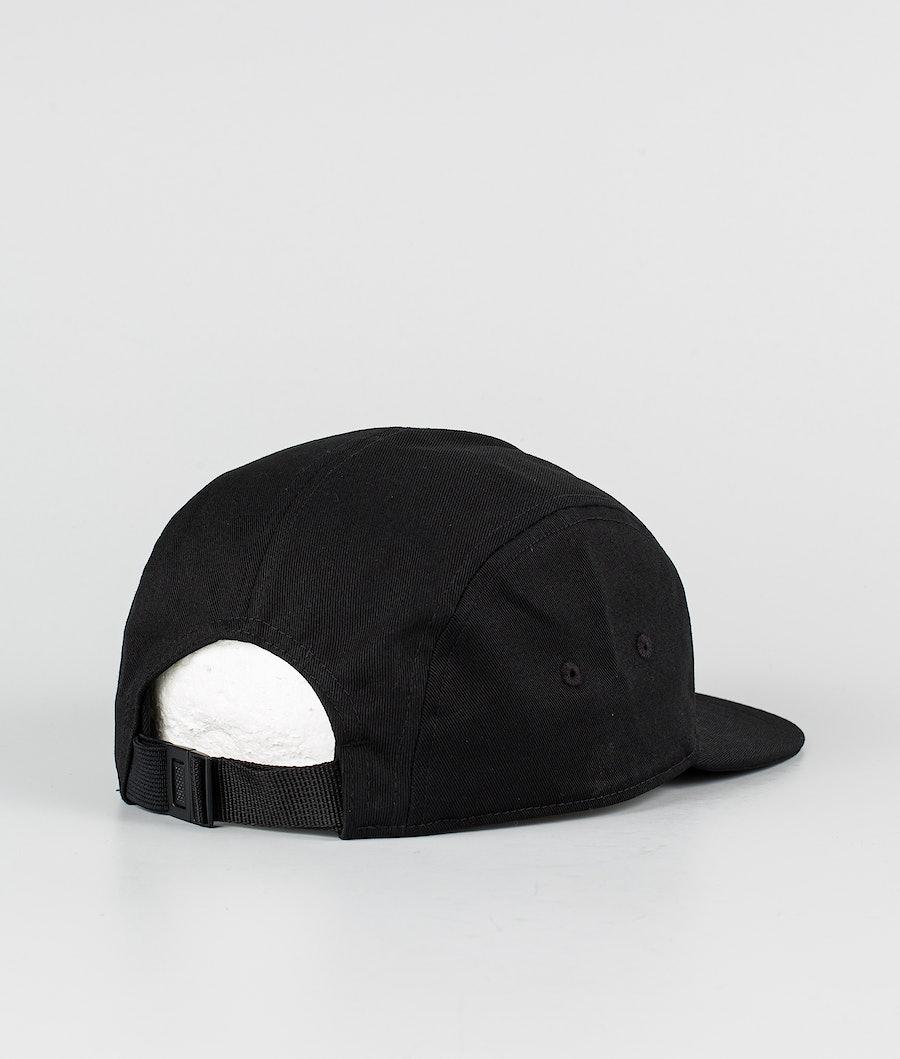 Peak Performance 5 Panel Cap Cap Black