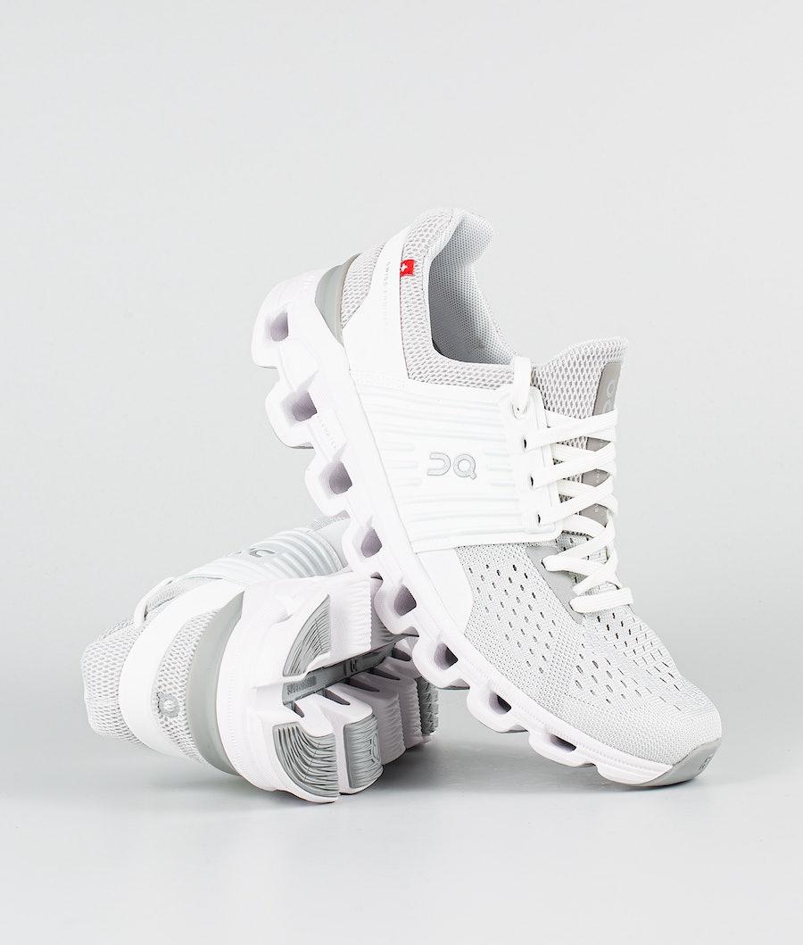On Shoes Cloudswift Shoes Glacier/White
