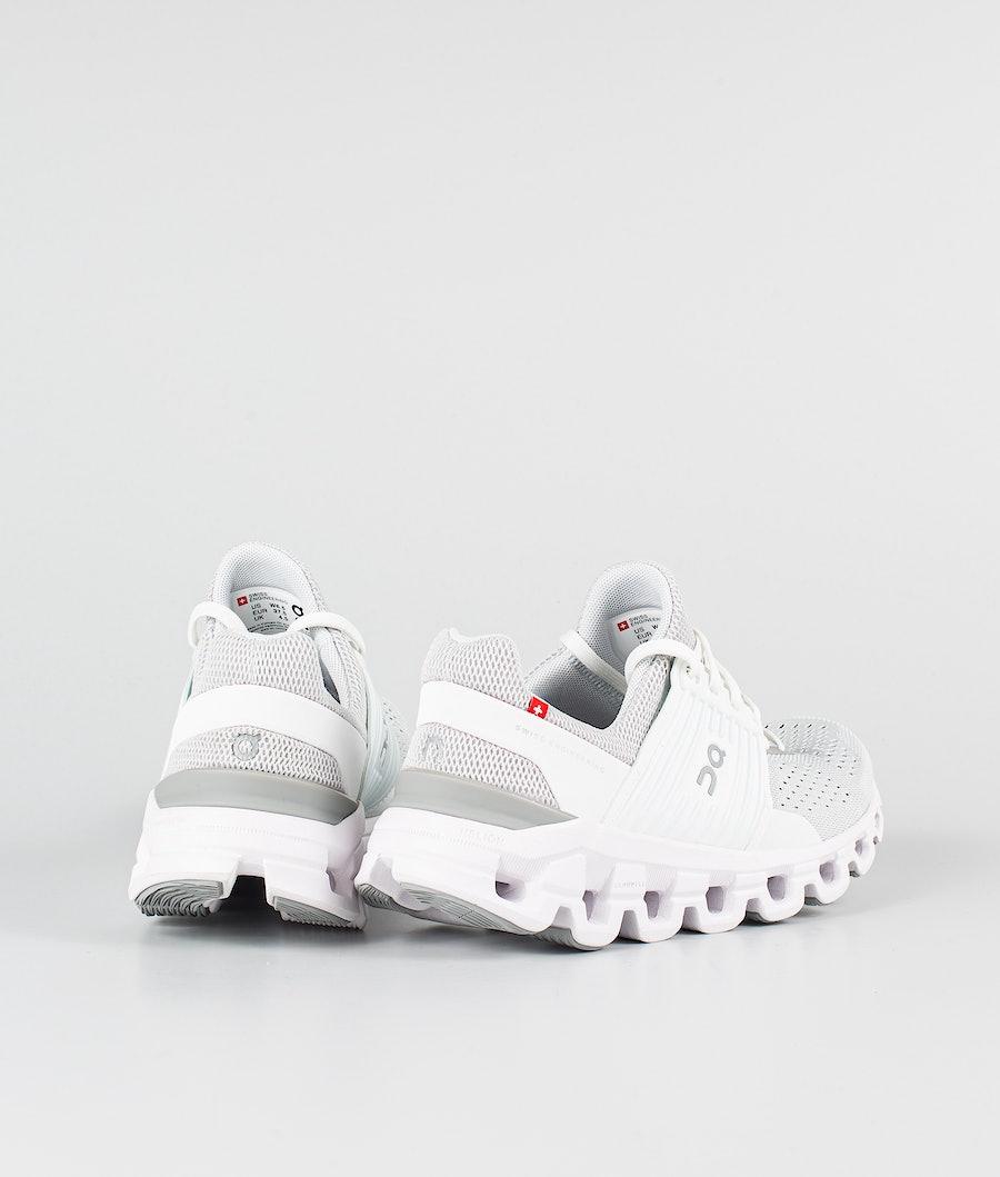 On Shoes Cloudswift Women's Shoes Glacier/White