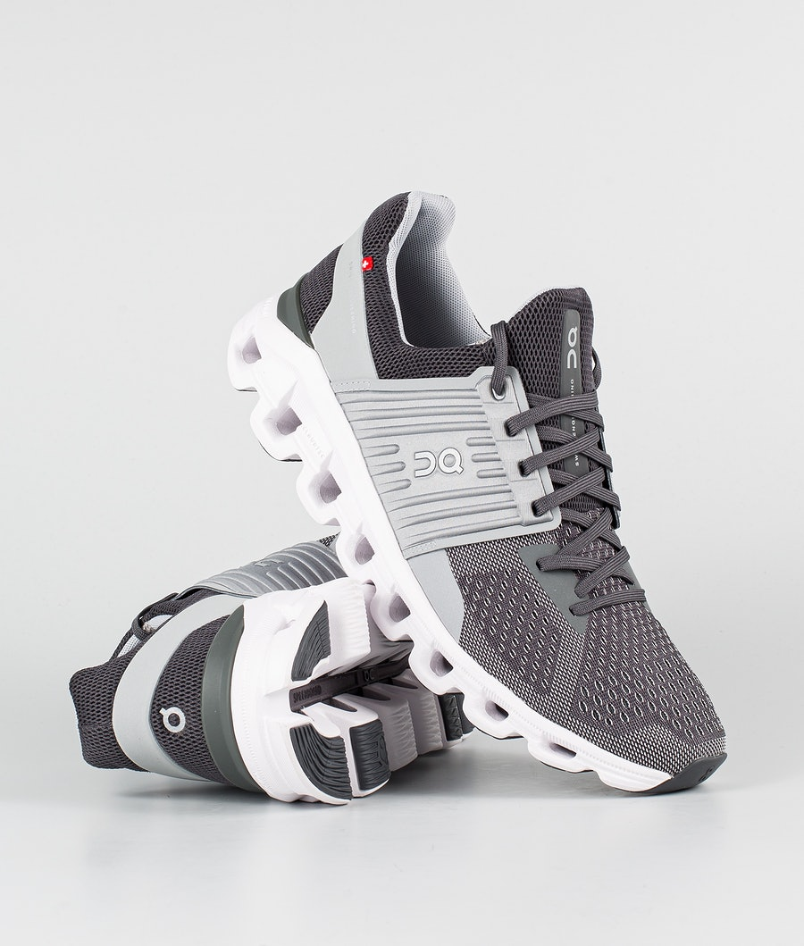 On Shoes Cloudswift Shoes Rock/Slate