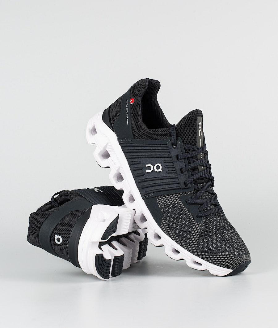 On Shoes Cloudswift Scarpe Black/Rock