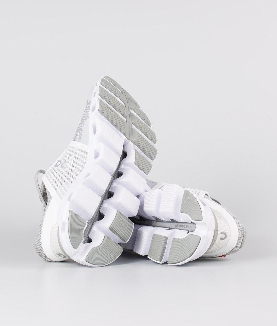 On Shoes Cloudswift Women's Shoes Glacier / White