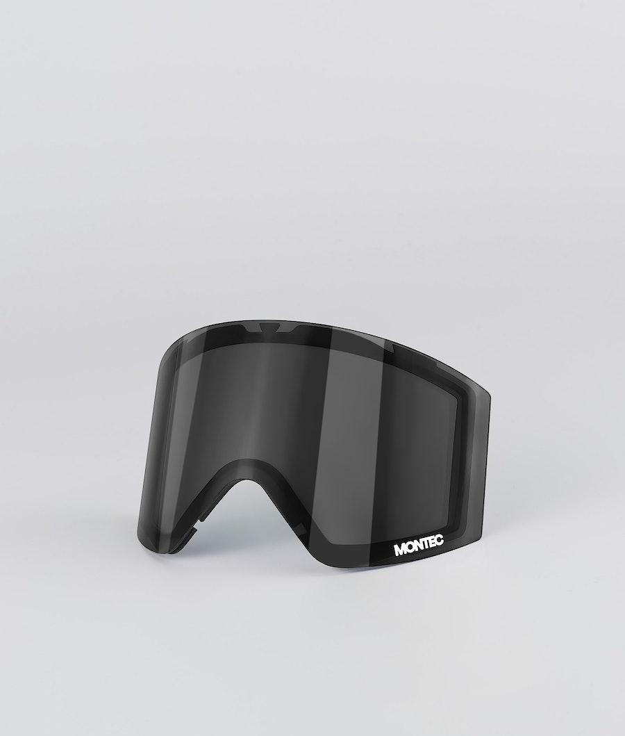 Scope Medium spare lens Replacement Lens Ski Black