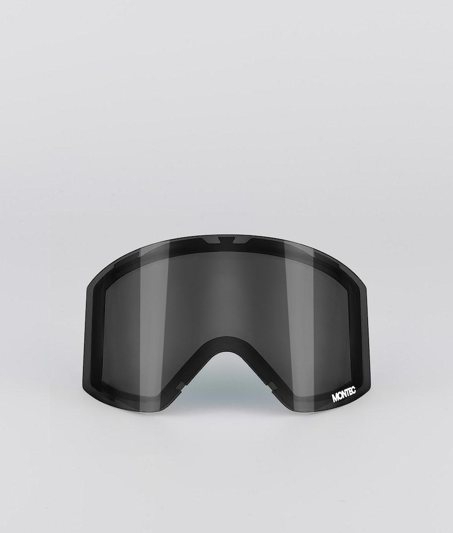 Montec Scope Medium spare lens Replacement Lens Ski Black