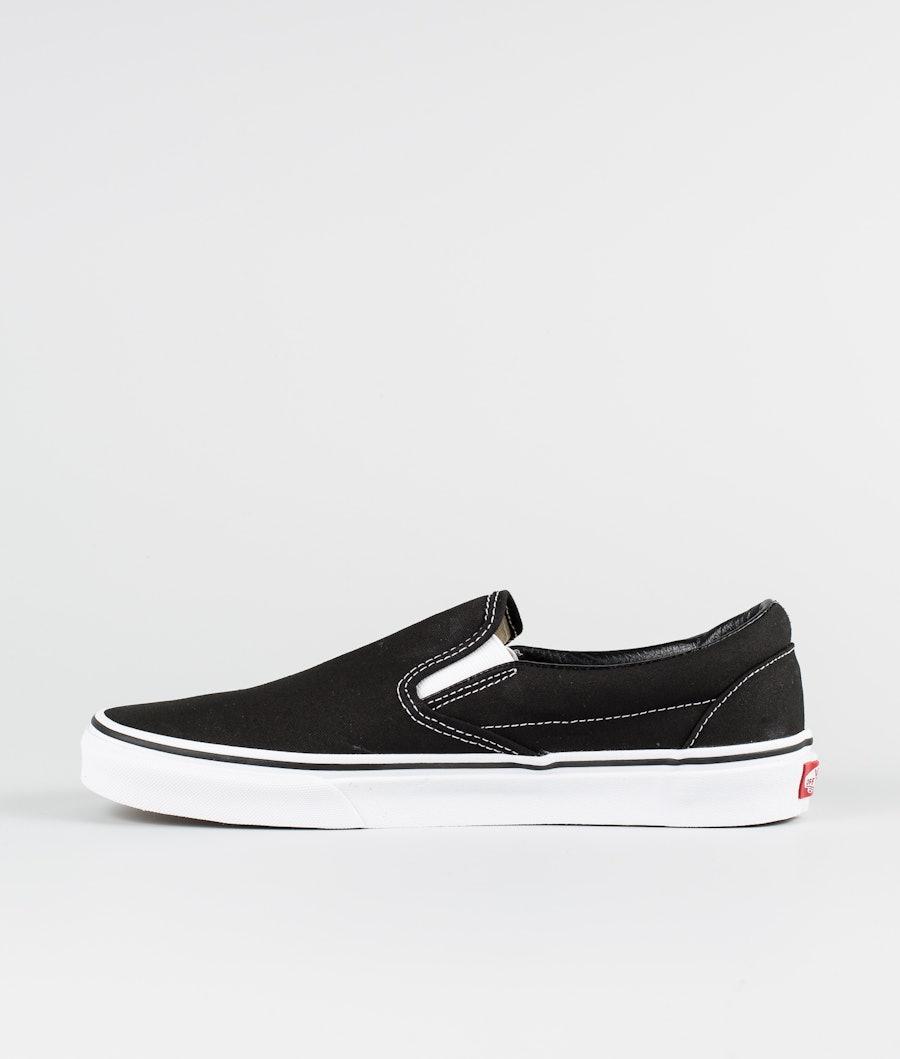 Vans Ua Classic Slip-On Shoes Black