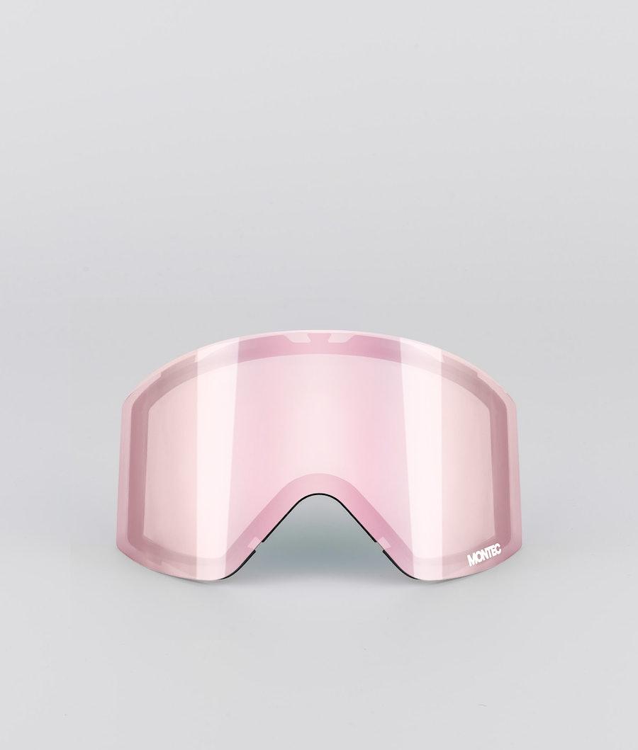 Montec Scope Medium spare lens Goggle Accessory Rose