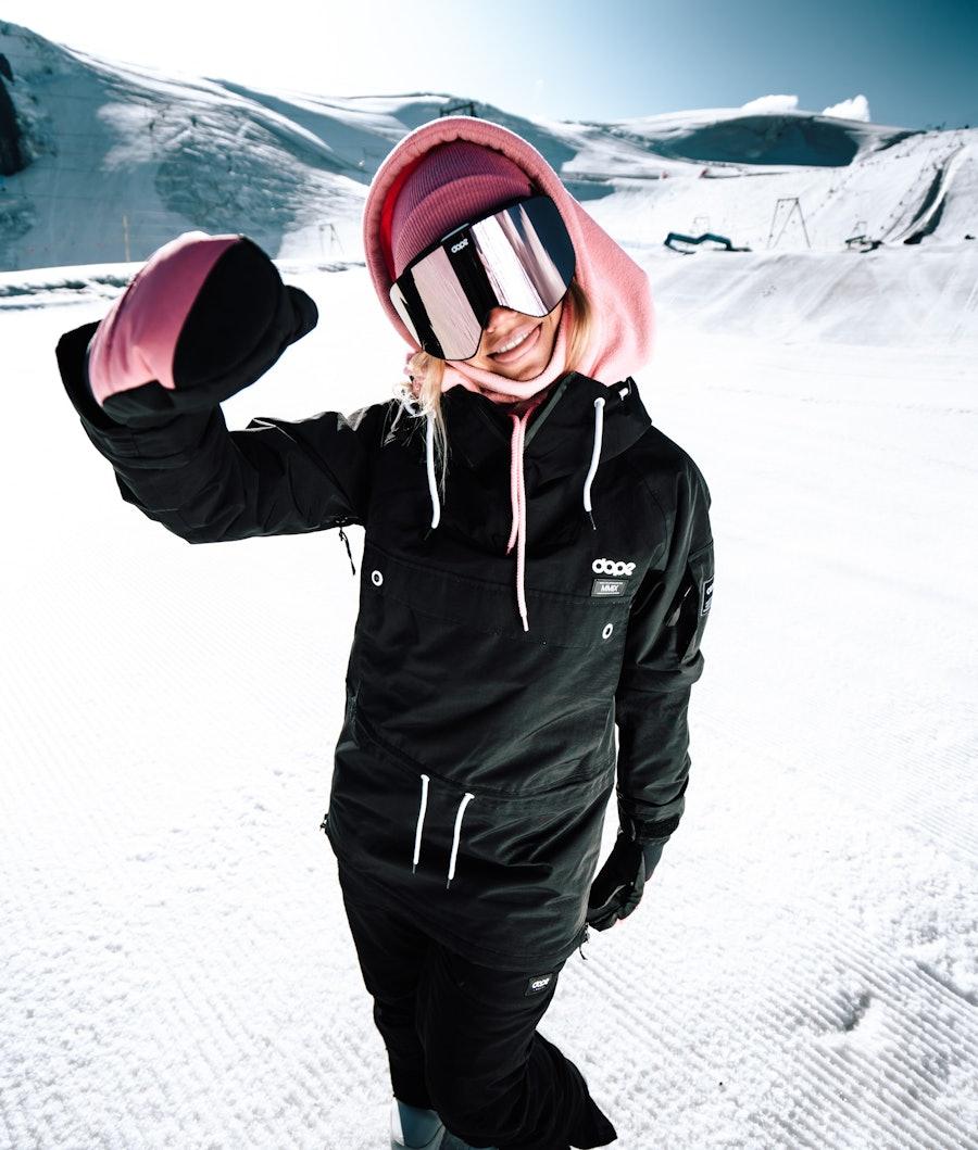 Dope Annok W Snowboardjacka Dam Black