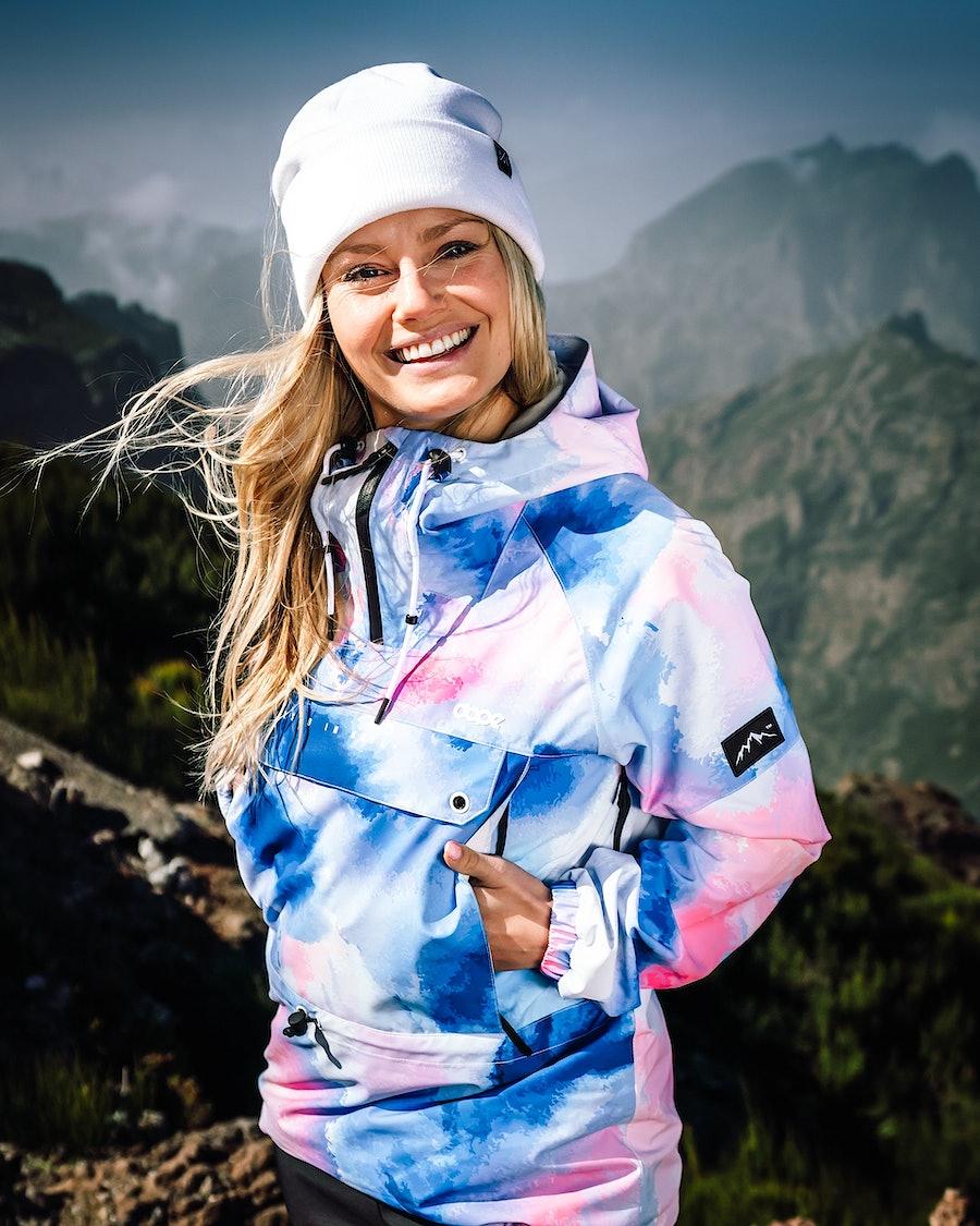 Dope Hiker 20 W Veste Randonnée Femme Cloud