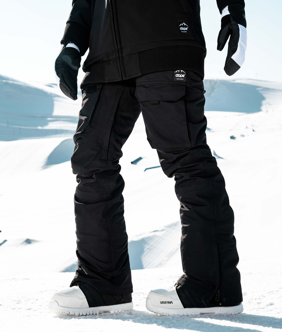 Dope Grace 18 Snowboardbyxa Dam Black