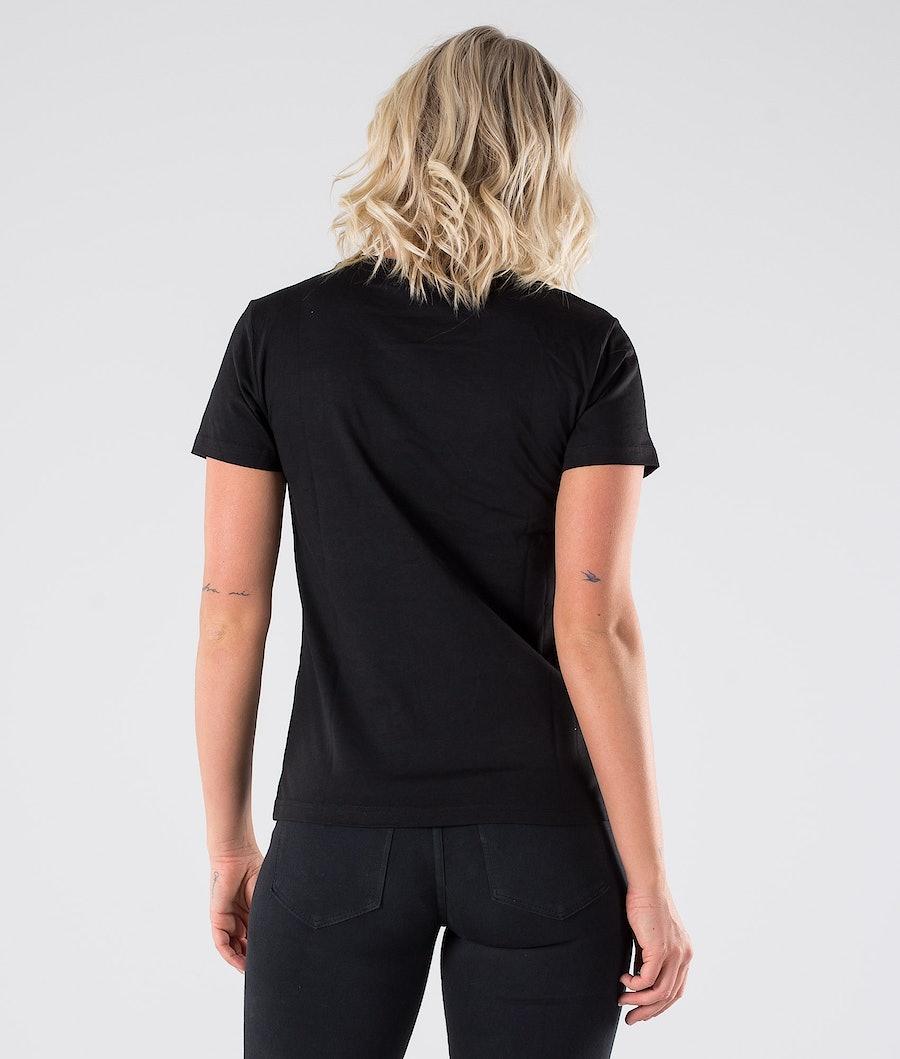 Dope 2X-Up Copain Women's T-shirt Black