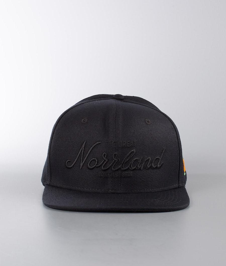 SQRTN Great Norrland Cap All Black