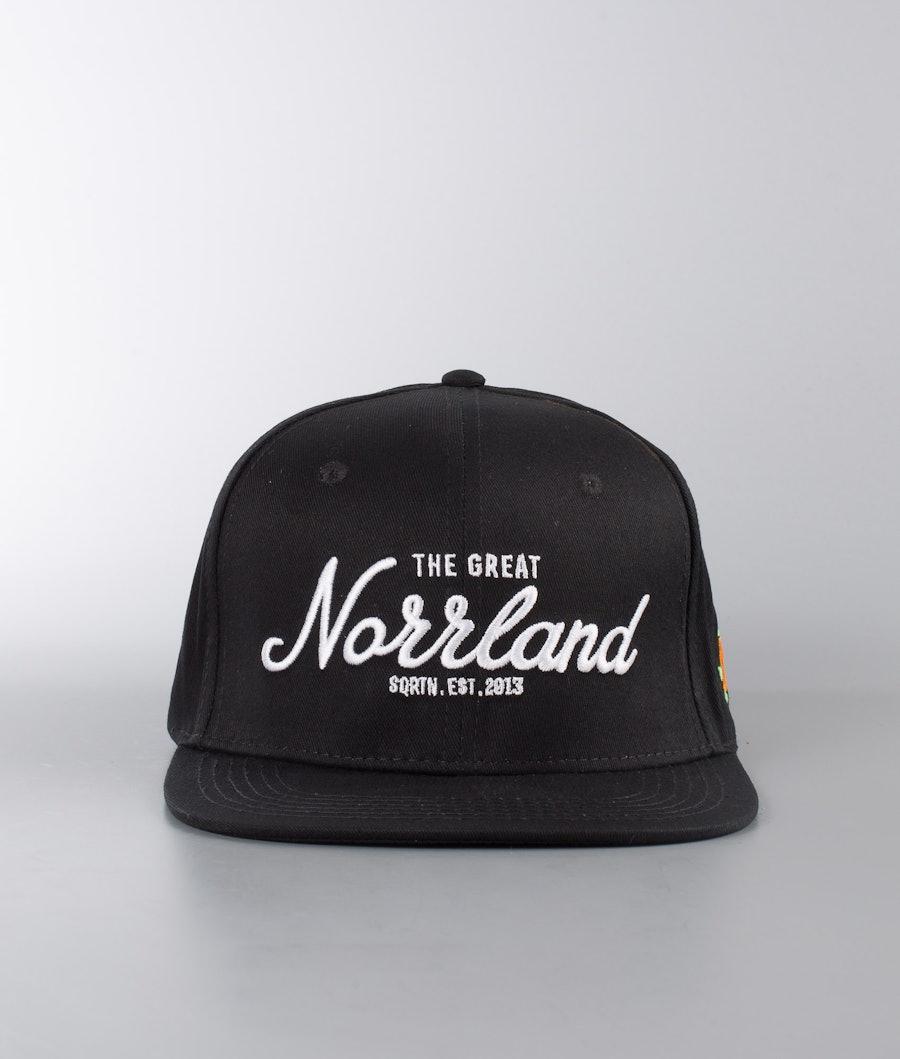 SQRTN Great Norrland Cap Black
