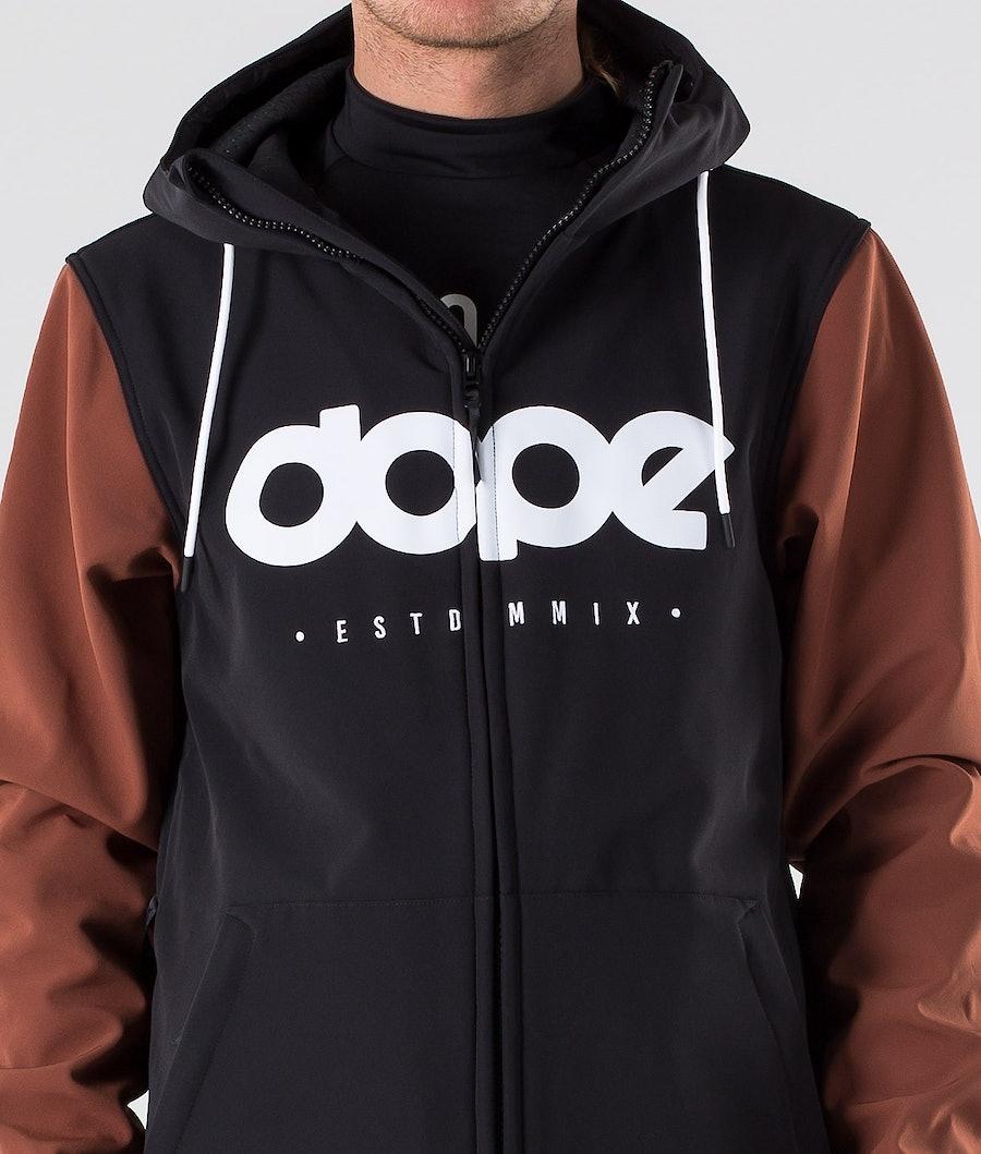 Dope Standard DO Skidjacka Black/Adobe
