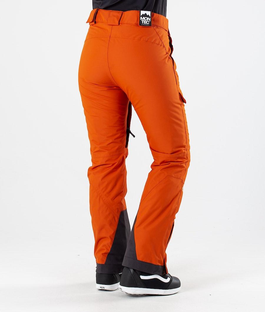 Montec Dune W Women's Snowboard Pants Clay