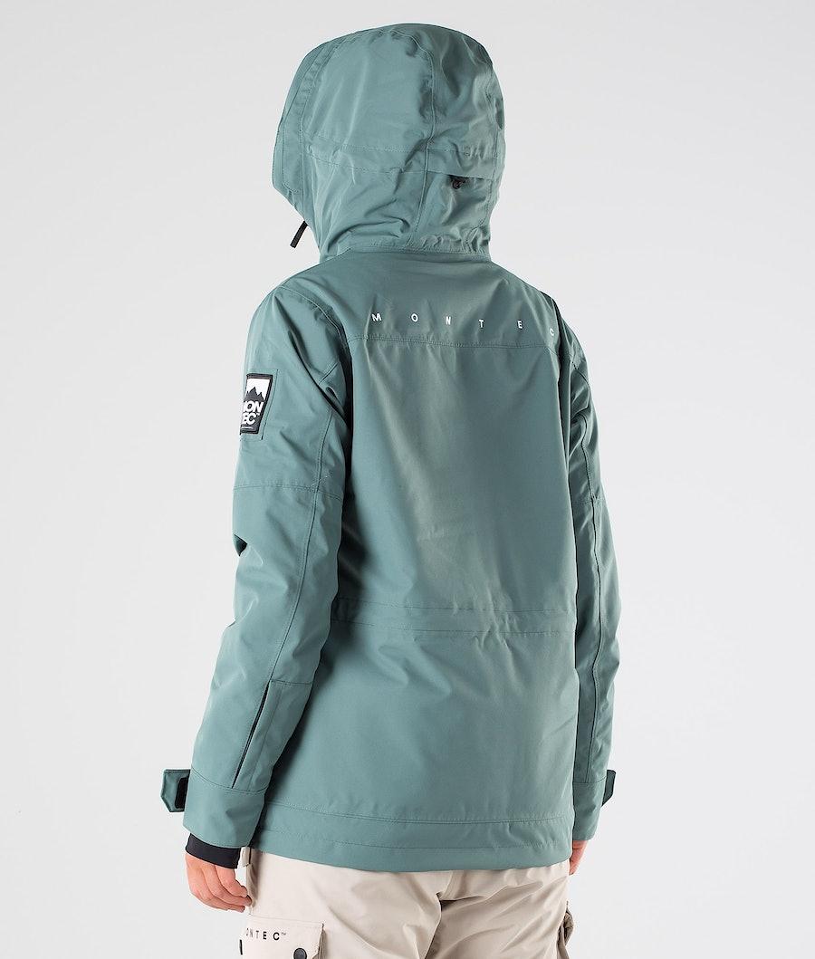 Montec Doom W Women's Ski Jacket Atlantic