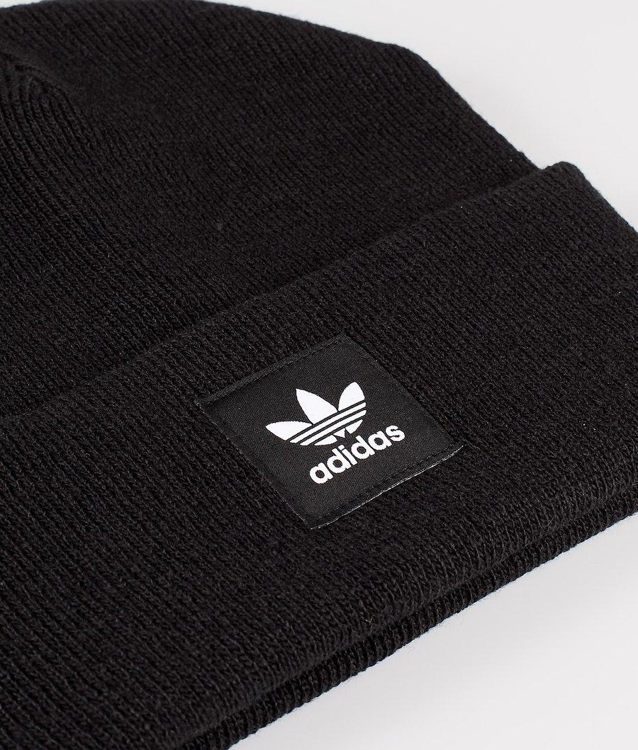 Adidas Originals Adicolor Cuff Knit Bonnet Black