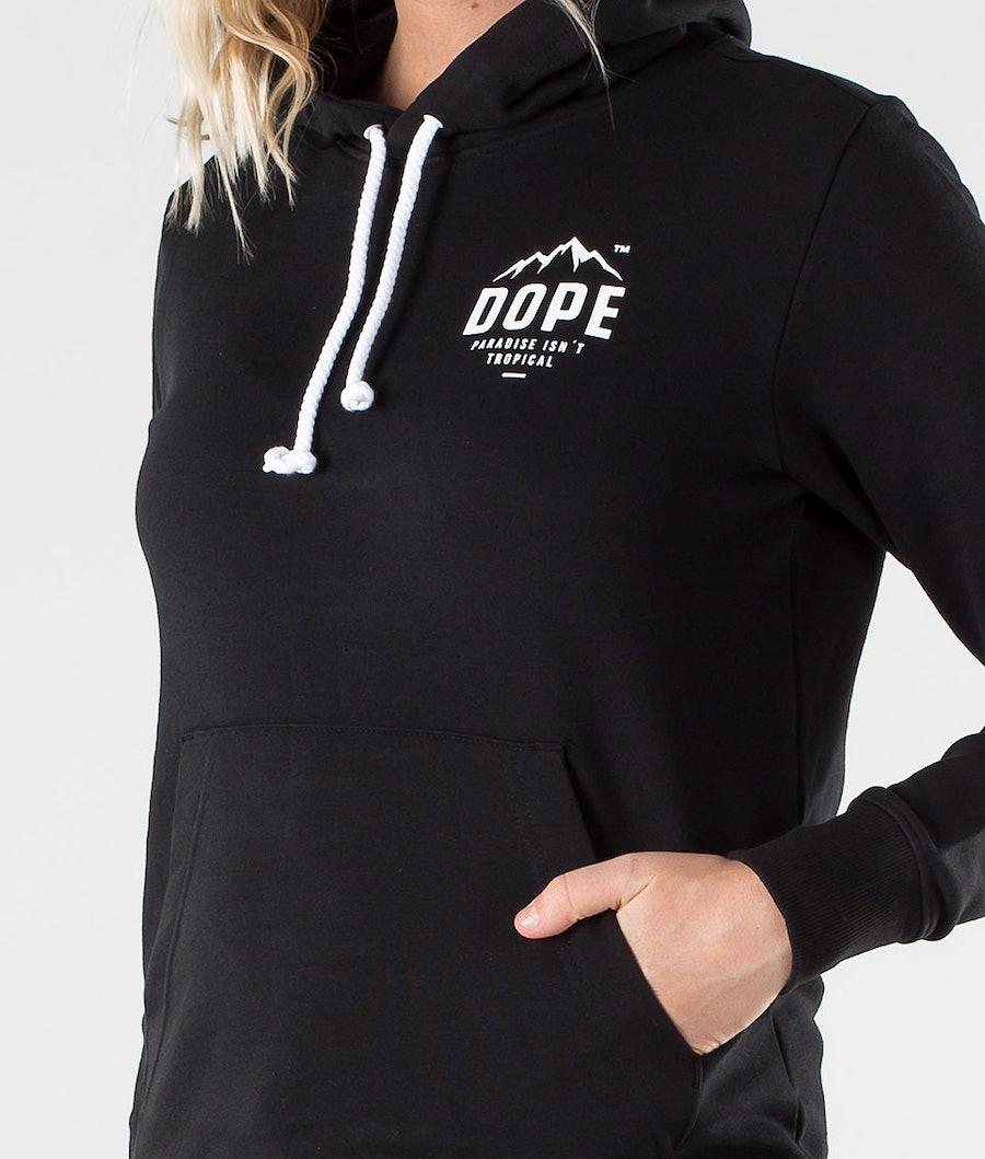 Dope Copain Paradise II Women's Hoodie Black