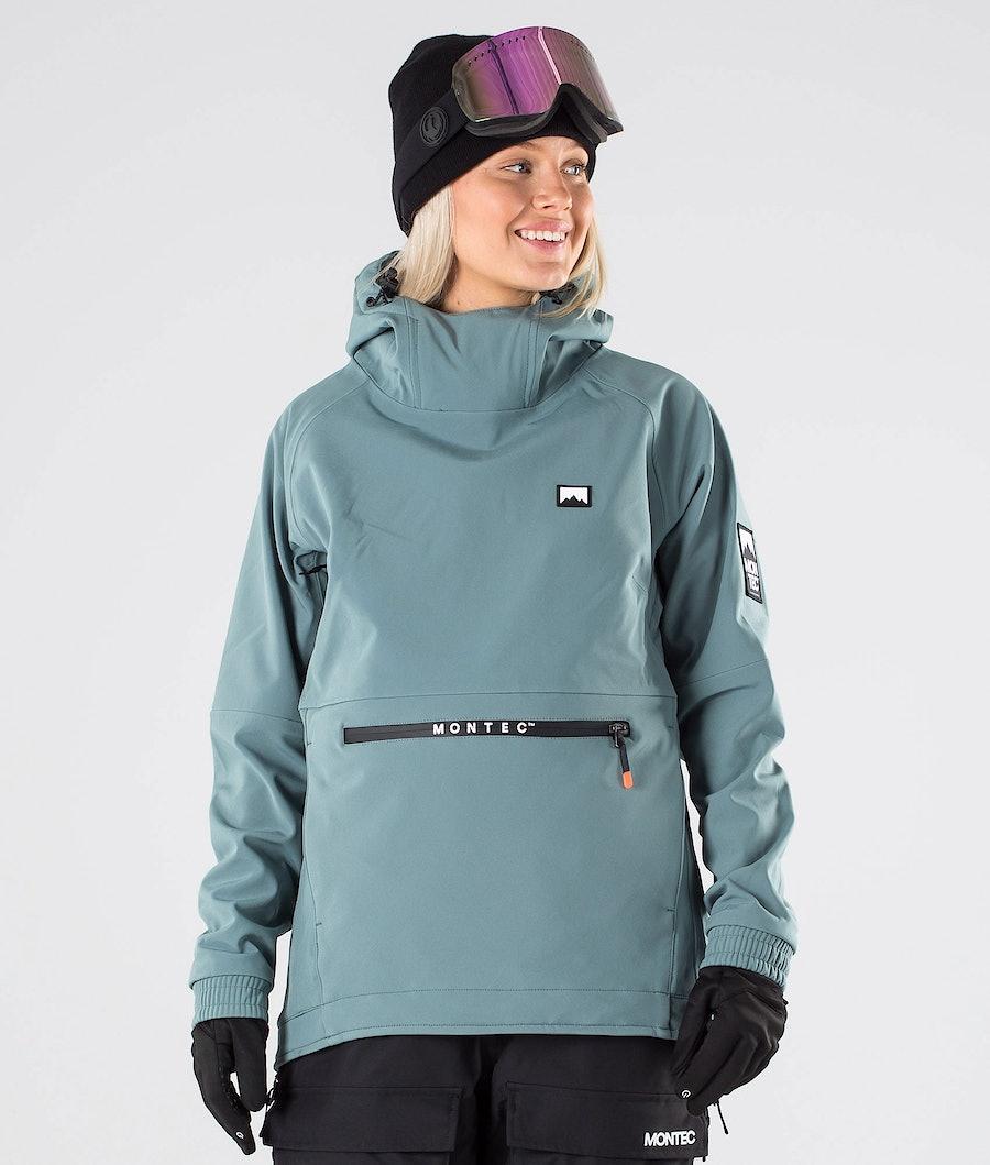 Montec Tempest W Snowboard Jacket Atlantic