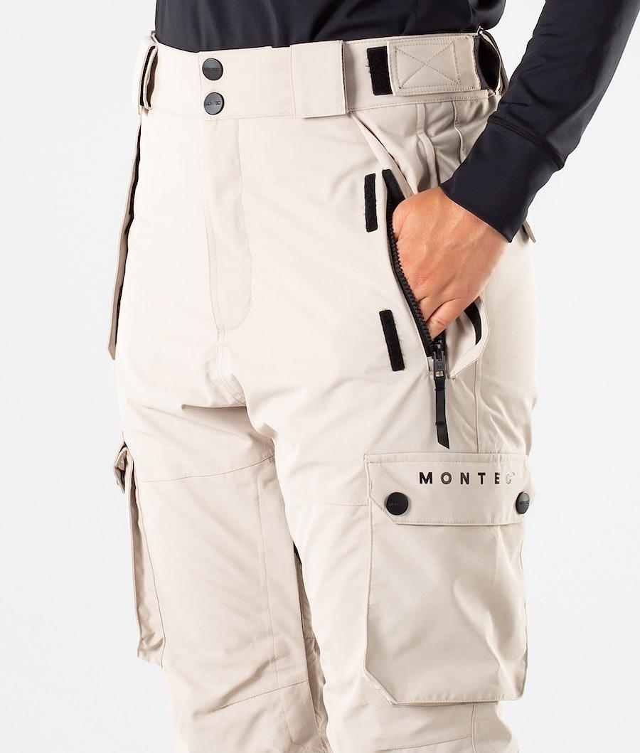 Montec Doom Women's Snowboard Pants Desert