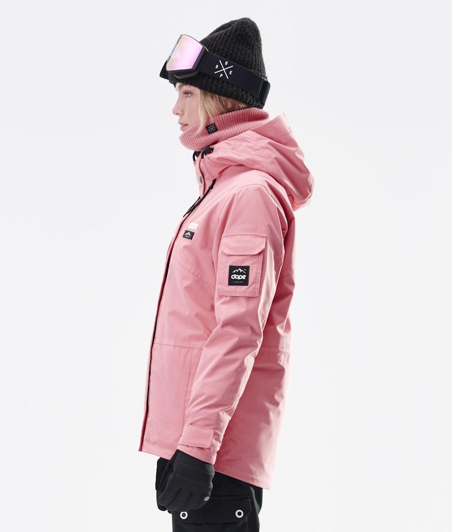 Dope Adept W Ski jas Dames Pink