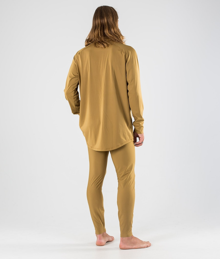 Dope Snuggle 2X-UP Underställsbyxa Gold