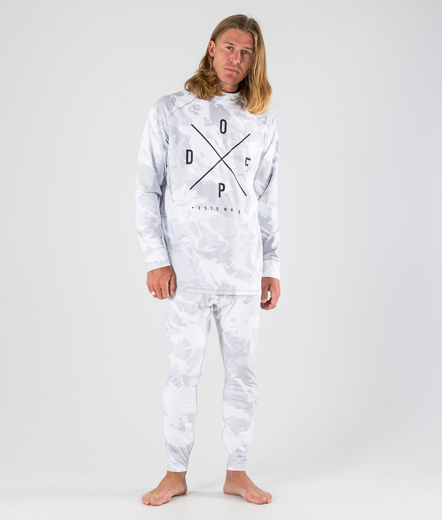 Dope Snuggle 2X-UP Base Layer Pant Tucks Camo