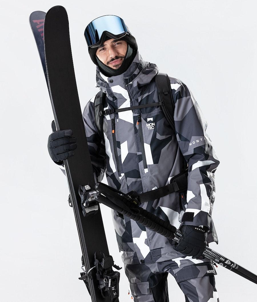 Montec Fawk Ski Jacket Arctic Camo