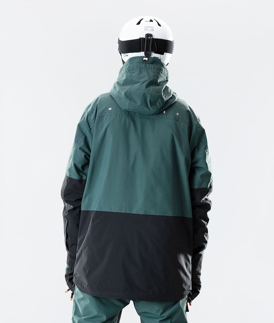 Montec Fawk Ski Jacket Dark Atlantic/Black