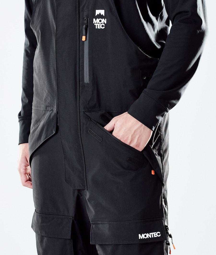 Montec Fawk Ski Pants Black