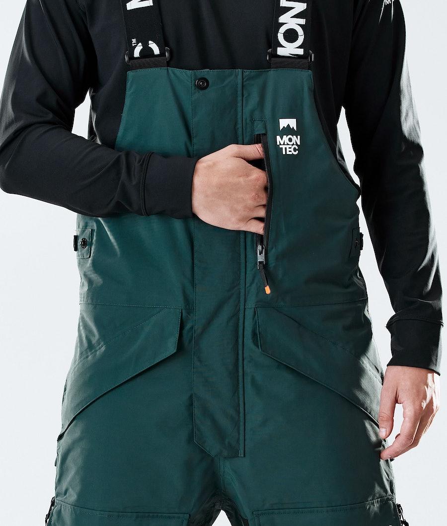 Montec Fawk 2020 Ski Pants Dark Atlantic/Black