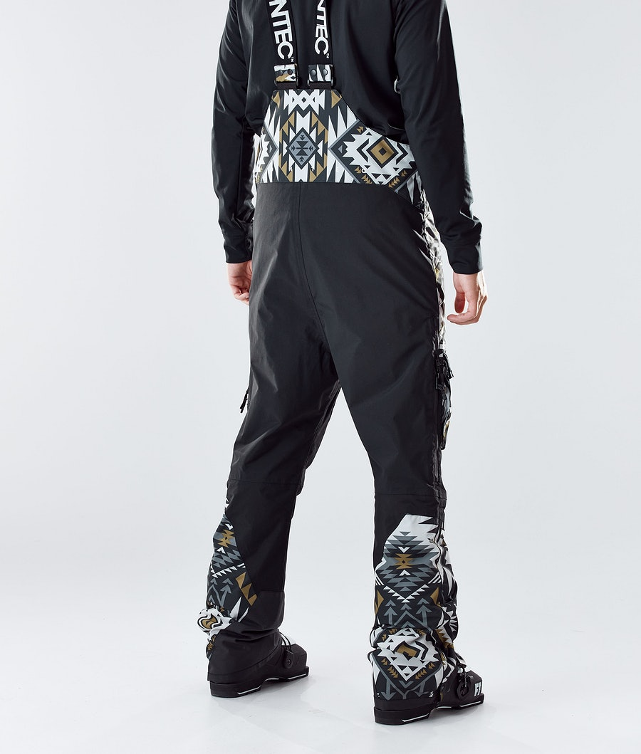 Montec Fawk Ski Pants Komber Gold/Black