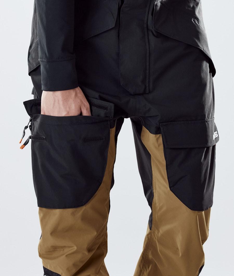 Montec Fawk Ski Pants Black/Gold