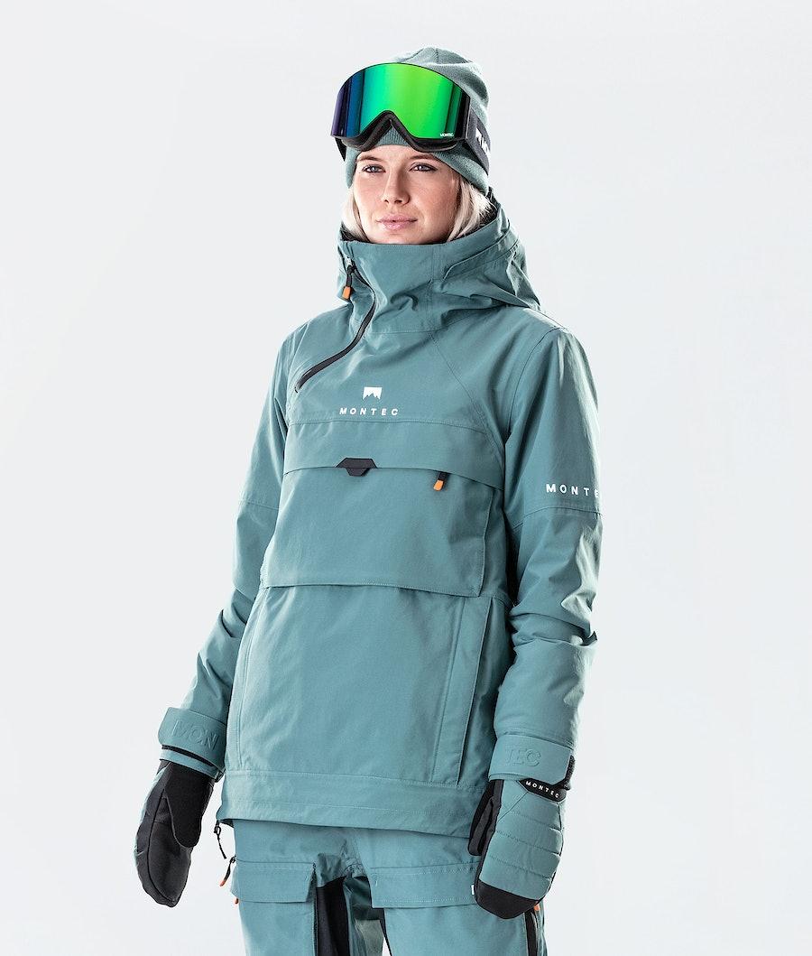 Montec Dune W Ski Jacket Atlantic Ski Jacket Atlantic
