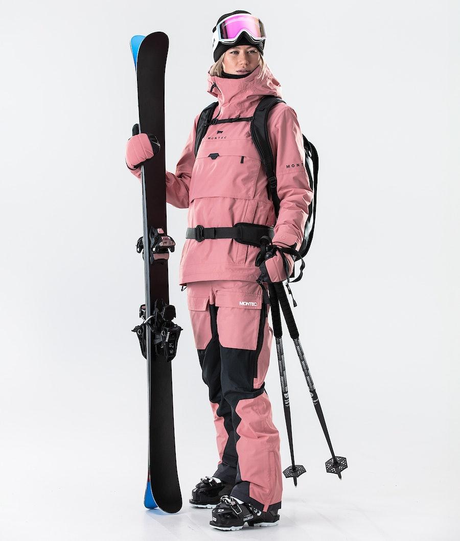 Montec Dune W Women's Ski Jacket Pink